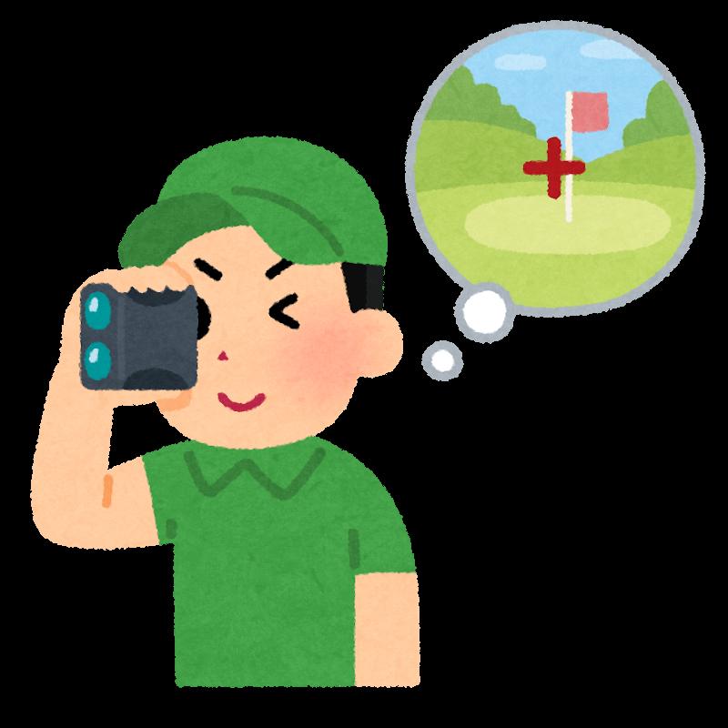 ゴルフ距離計(測定器)